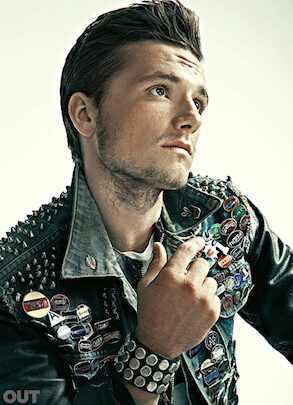 Josh Hutcherson propone hacer un trio con Jennifer Lawrence y Liam Hemsworth