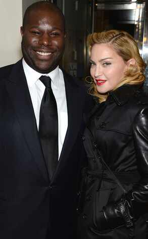 Steve McQueen, Madonna