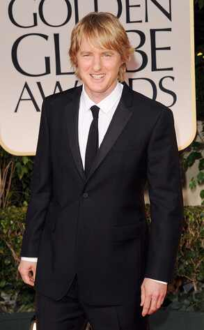Owen Wilson, Golden Globes