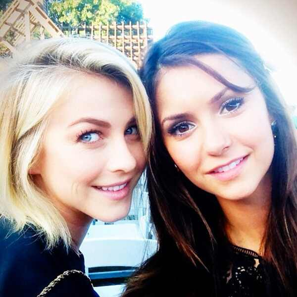 Nina Dobrev, Julianne Hough