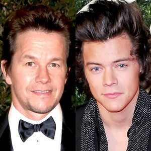 Mark Wahlberg, Harry Styles