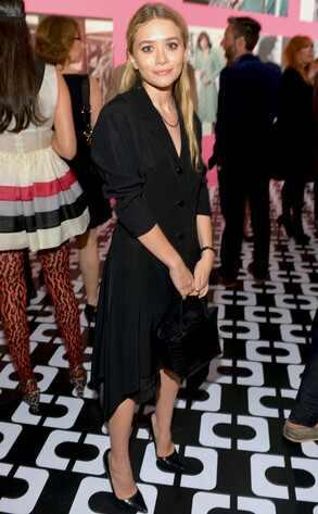 Ashley Olsen, DVF Journey of a Dress