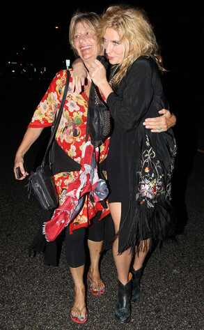 Kesha, Ke$ha, Mother, Patricia Pebe Serbert
