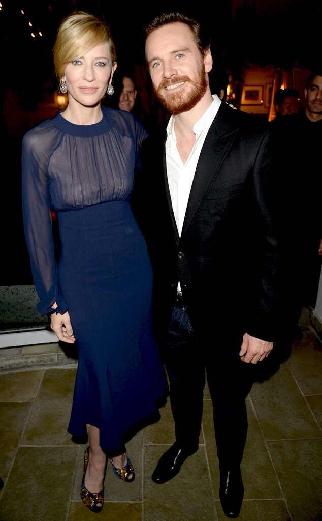 Michael Fassbender, Cate Blanchett, AACTA International Awards