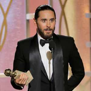 Jared Leto, Golden Globes 2014, Winner