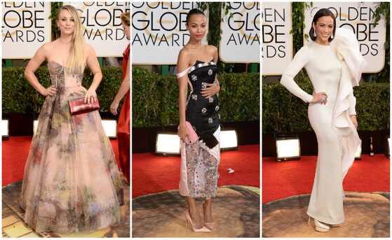 Piores looks Globo de Ouro 2014
