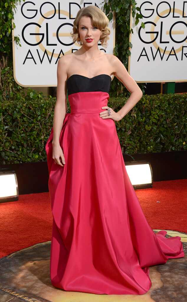 Taylor Swift, Golden Globes 2014