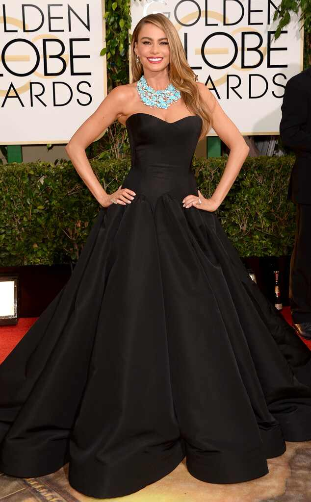 Sofia Vergara, Golden Globes