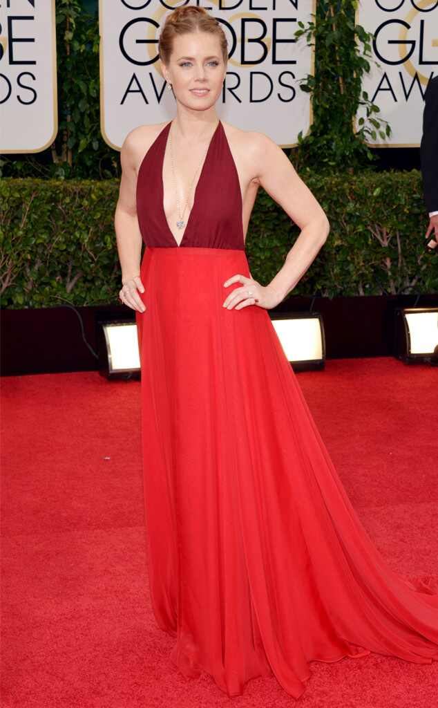 Amy Adams, Golden Globes 2014