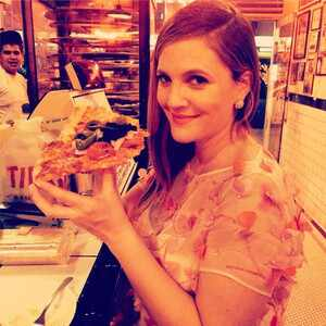 Drew Barrymore, Instagram