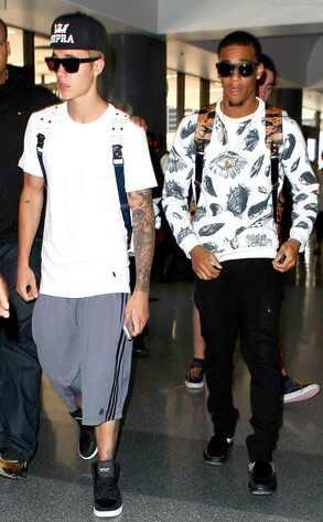 Justin Bieber, Lil Za