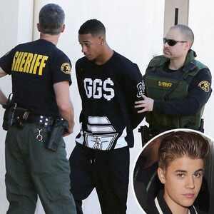 Lil Za Arrest, Justin Bieber