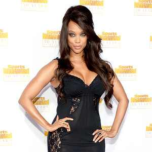 Tyra Banks, Sports Illustrated Party