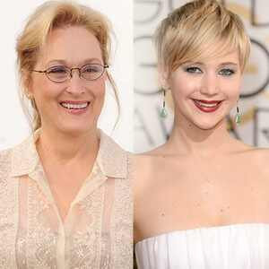 Meryl Streep, Jennifer Lawrence
