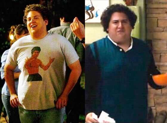 Jonah Hill, Superbad, Click