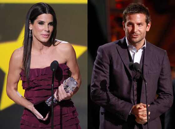 Bradley Cooper, Sandra Bullock, Critics