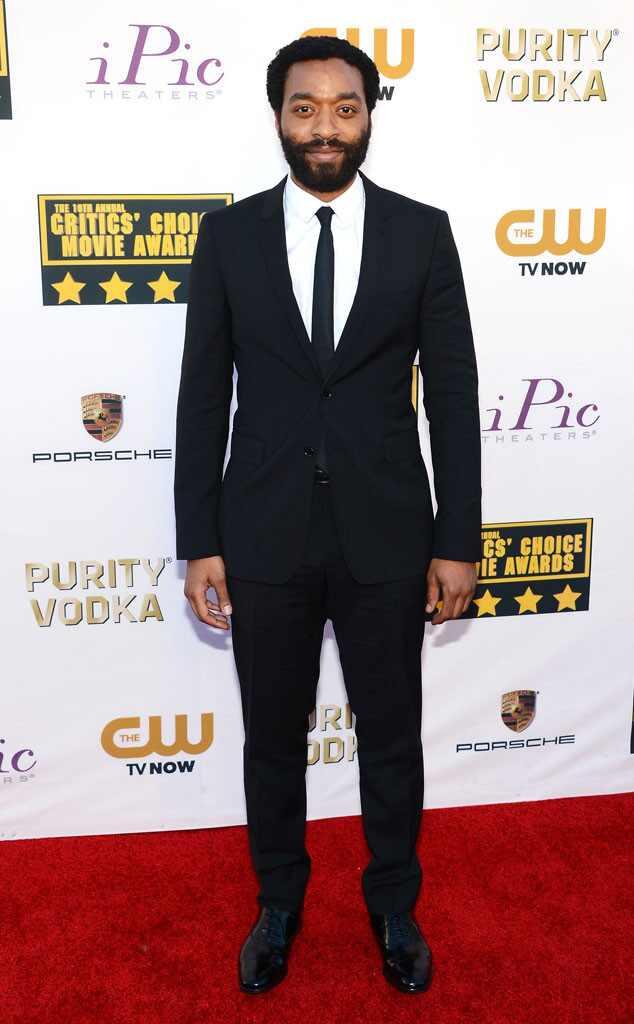 Chiwetel Ejiofor, Critics