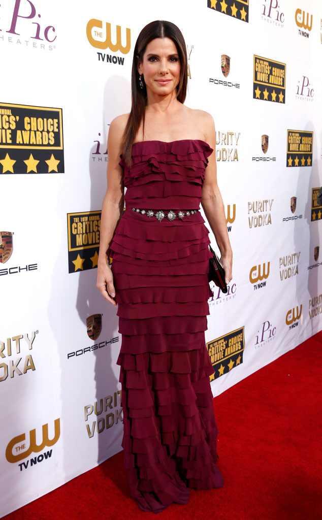 Sandra Bullock, Critics