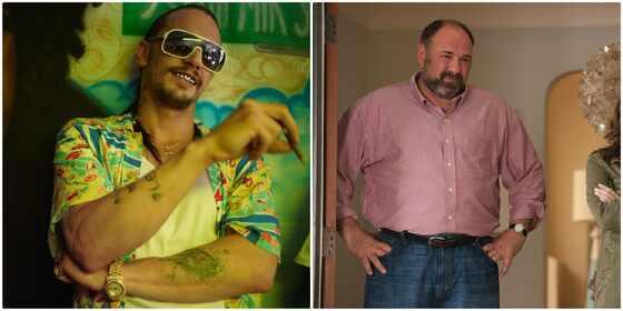 James Franco, James Gandolfini, esnobados no Oscar 2014