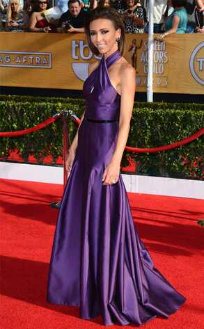 Giuliana Rancic, SAG Awards