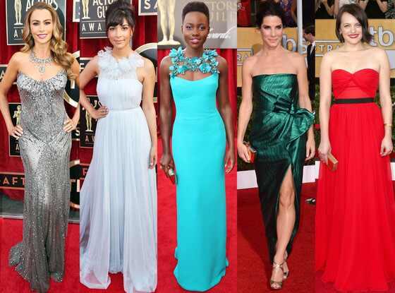 Best Dressed, Sofia Vergara, Hannah, Simone, Lupita Nyong