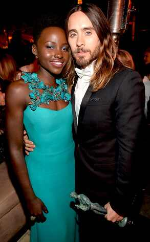 Jared Leto pode estar namorando Lupita Nyong'o