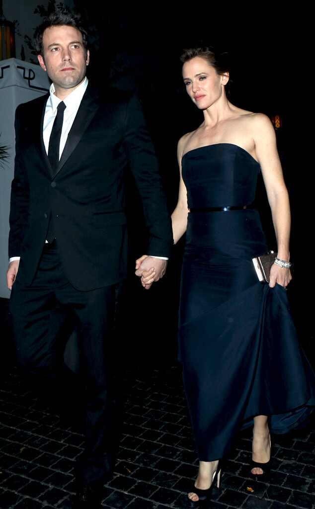 Jennifer Garner, Ben Affleck, SAG Parties