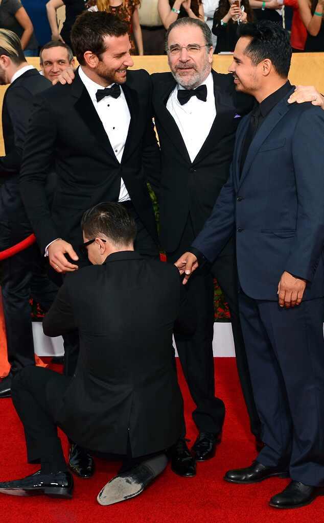 Bradley Cooper, Mandy Patinkin, Michael Pena, Vitalii Sediuk