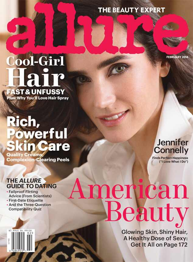 Jennifer Connelly, Allure Magazine