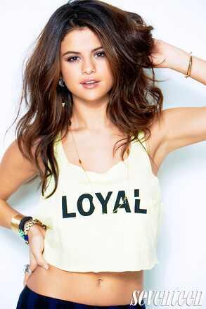 Selena Gomez, Seventeen