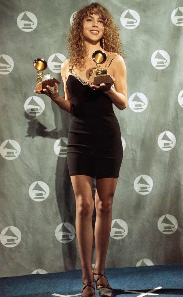 Mariah Carey, Grammys