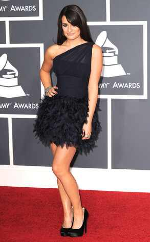 Lea Michele, Grammy