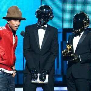 Pharrell Williams, Daft Punk, Nile Rodgers, Grammy