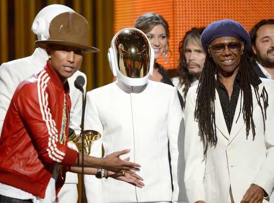 Daft Punk, GRAMMYS 2014