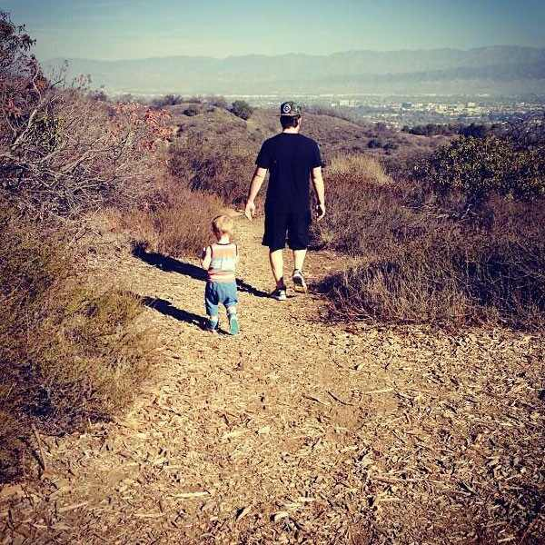 Hilary Duff, Mike Comrie, Luca, Twitter
