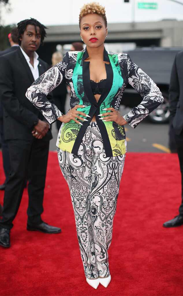 Chrisette Michele, GRAMMYS 2014