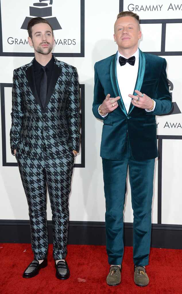 Ryan Lewis, Macklemore, Grammy Awards