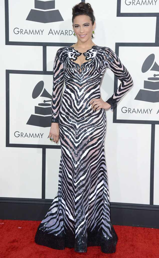 Paula Patton, GRAMMYS 2014