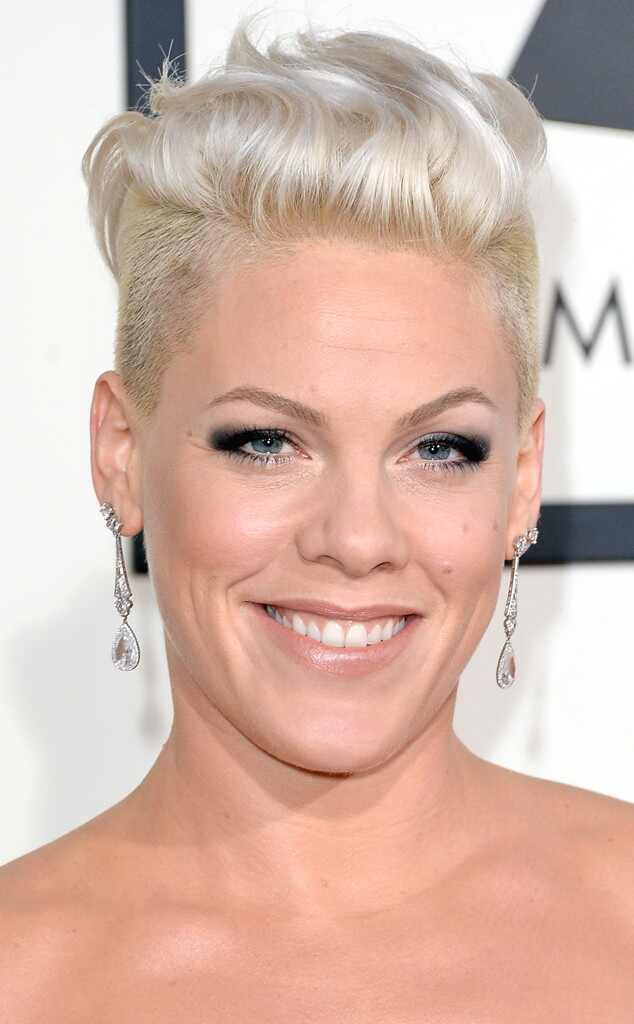 Pink, Earrings, Grammy Awards