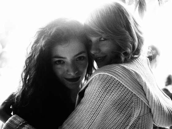 Taylor Swift, Lorde, Twit Pic