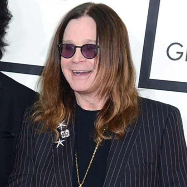 Ozzy Osbourne, Grammys
