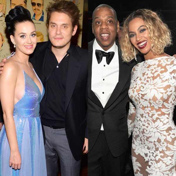 Jay-Z, Jay Z, Beyonce, Katy Perry, John Mayer, Grammys