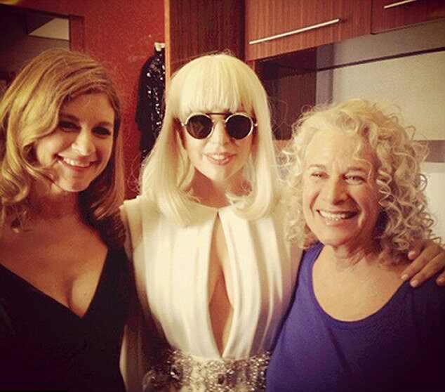 Lady Gaga Instagram foto