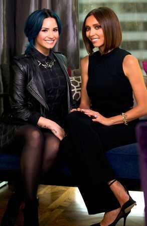 Demi Lovato, Giuliana Rancic