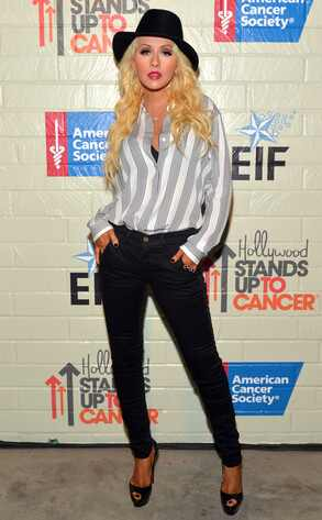 Christina Aguilera, Stand Up To Cancer