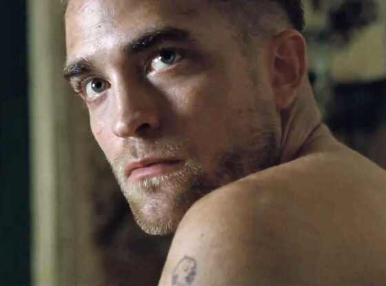 Robert Pattinson, The Rover