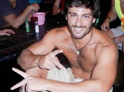Rodrigo Lasmar novo affair de Grazi Massafera