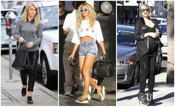Melhores looks da semana, Julianne Hough, Beyonce, Gwen Stefani