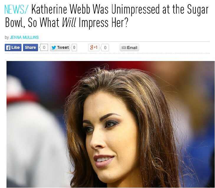 Webb Screenshot