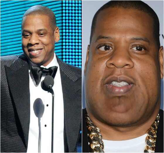 Os famosos se fossem gordos